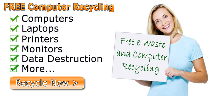 free computer recycling